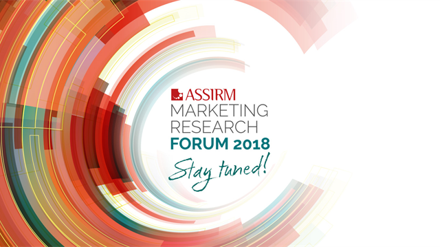 Assirm Marketing Research Forum 2018 - 30 ottobre a Milano