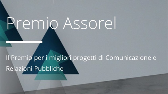 21ma Edizione Premio Assorel - Le PR Italia in shortlist all'ICCO Award